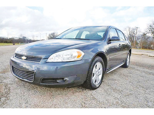 11 CHEVY IMPALA LT AC DUAL ALLOYS AUTO 4 PTS 122145 214 296-4026 7500