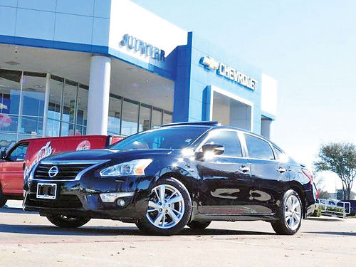13 NISSAN ALTIMA 25 SL ALLOYS AUTO BLUETOOTH PIEL QUEMAC SISNAV CD TODO ELECTRICO 972 271