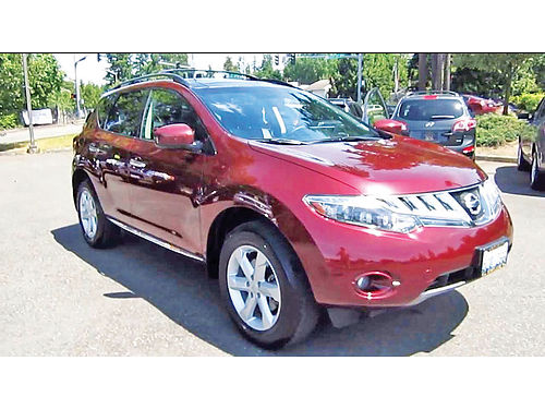 09 NISSAN MURANO UP094A 713 341-9606 10900