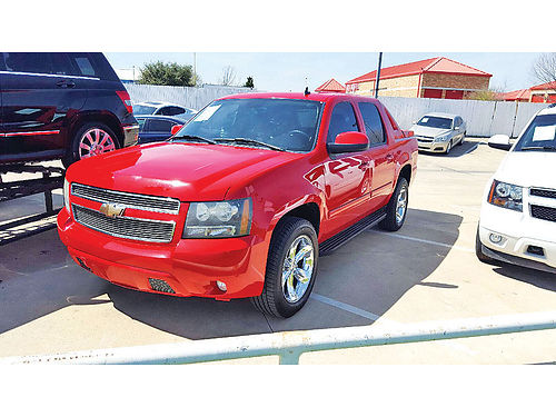 07 CHEVY AVALANCHE AC DUAL AUTO CUSTOM RIMS ESTRIBOS SUPER LIMPIO 4 PTS COVERTOR DE CAJA 81