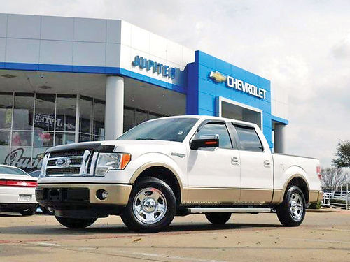 11 FORD F150 KING RANCH ALLOYS AUTO BLUETOOTH ESTRIBOS PIEL CD TODO ELECTRICO 972 854-5032