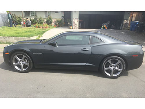 2013 CHEVROLET CAMARO RS 31K low miles 6 cyl 1 owner new tires 18500 obo