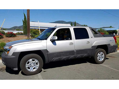 2005 CHEVROLET AVALANCHE 193K miles runs like a new truck over 3000 in upgrades call for detai