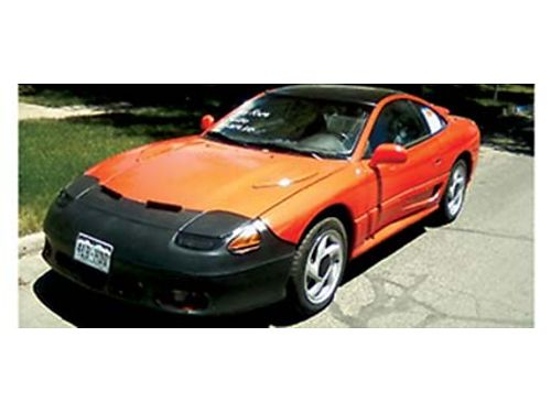 1991 DODGE STEALTH AWD All Wheel Steering Twin Turbo Excellent Condition 6800 Call 970-759-8085