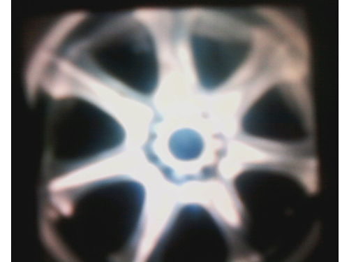 MAG RIMS set of 4 Custom silver powder coated 22 5-lug unilug with tire 400 see photo at ww