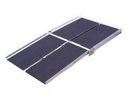 RAMP Prairie View Industries Portable Multi-fold Ramp 6 x 30 2 sections for ease in carrying ha