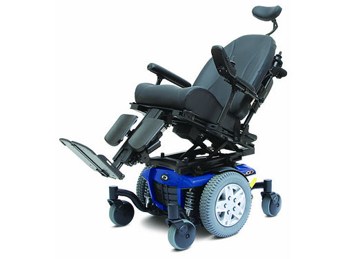 PRIDE MOBILITY CHAIR Quantum Q6 Edge by Pride Mobility offers multiple seating options ATX Suspen