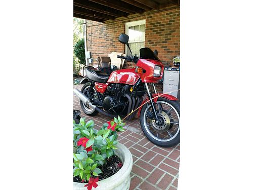 1982 KAWASAKI KZ1100B2 GPZ 1100 restored very rare find many new parts less than 100mi on new m