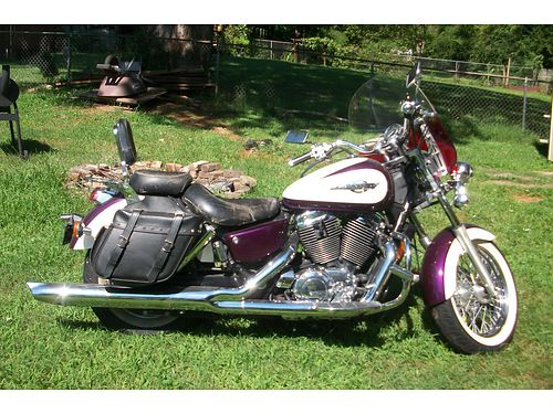 1995 HONDA SHADOW ACE VT 1100 C2 Ameican Classic Limited Edition Collectors series wfactory pip