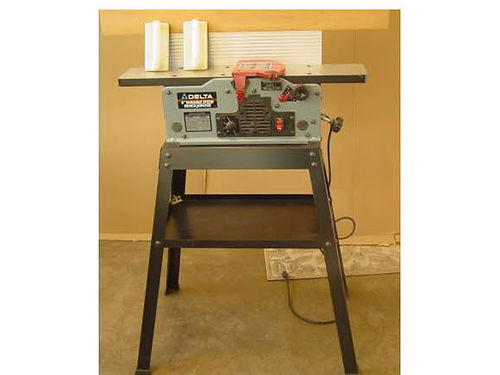 JOINTER Delta 6 variable speed Bench Jointer 165 865-556-6017 see photo at wwwrecyclercom