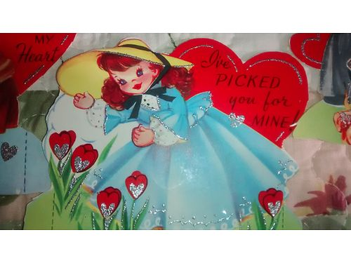 VINTAGE CARDS Christmas  Valentine approx 100 very old 50 865-438-5510 see photo at wwwrecy