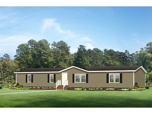 THE ASHWORTH 4 Bedroom Doublewide 45785 865-938-2041 OakwoodOfKnoxvillecom
