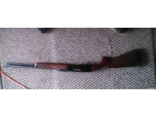 RIFLE Winchester 22 Mag Pump good cond 225 865-951-6755 see photo online at wwwrecyclercom