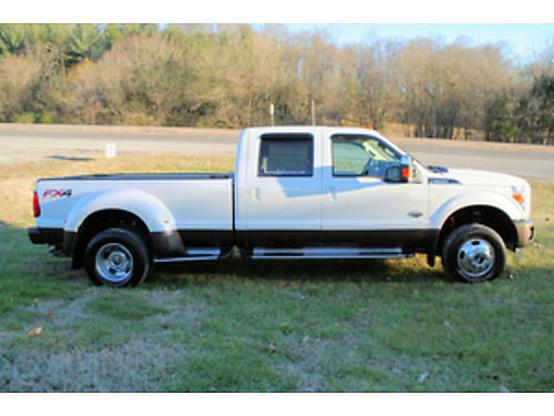 2016 FORD F350 KING RANCH Crew Cab Dually 4x4 6495 Miles Loaded Special Edition 69900 wwwrvsf