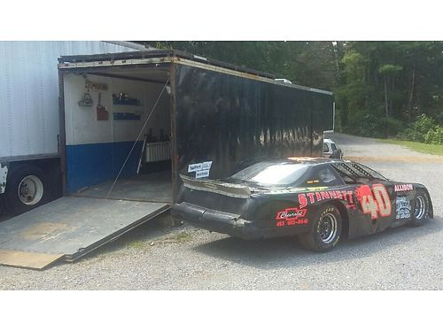 RACE CAR Port City Super Late Model WPort City Chassis 2 NEW Engines  Trailer ALL Equipment