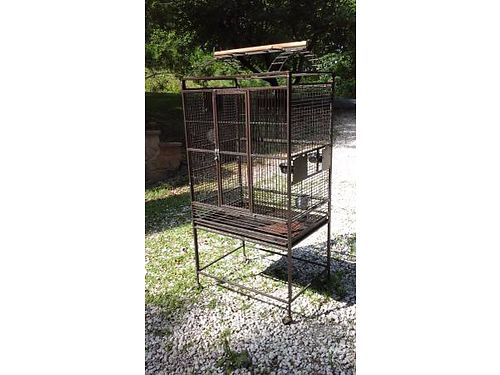 CAGE BirdSmall Animal 32W x 23D x 31 H The overall height from floor to top of cage not incl