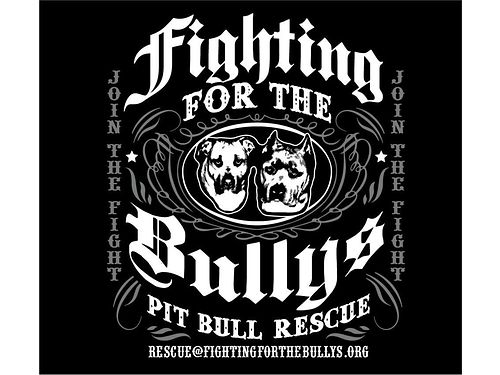 FIGHTING FOR THE BULLYS Pit Bull Rescue Will Be at the Oak Ridge Jingle All The Way Christmas Par