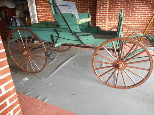 AMISH WAGON 1 horse exc cond like new 900 423-539-3837 865-236-7506 see photo at wwwrecycler