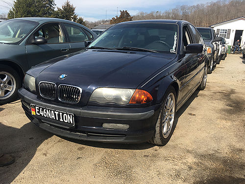 2000 BMW 3 SERIES blue 4000 WALLACE AUTO SALES