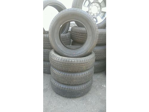 FULL SETS OF TIRES NEW  USED From 12-26 Starting at 140  Up wWarranty We Have Something fo