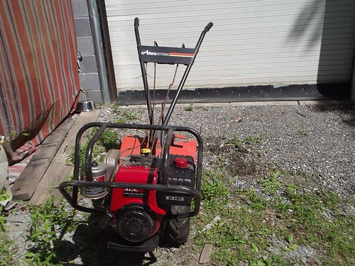 TILLER Ariens RT720 new 8hp motor new tires 4 rear tines 500 865-494-8012 see photo online ww