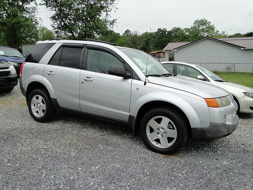 2004 SATURN VUE V6 Automatic PW PL CD player leather sunroof 193k reduced to 2600 MCMURRA
