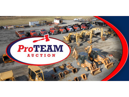 8th ANNUAL ABSOLUTE FALL AUCTION Saturday October 7th 9am 1733 Garden Village Drive White Pine