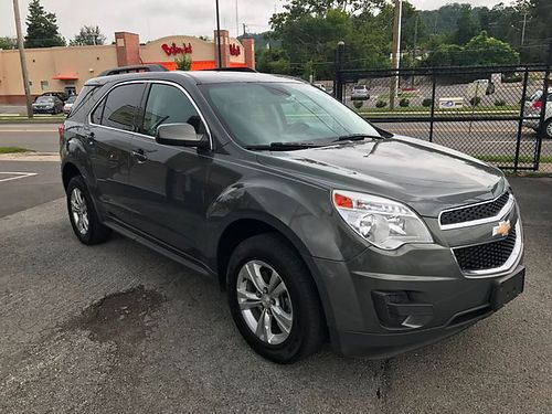 2013 CHEVROLET EQUINOX LT Steel Green Metallic 24L 4cyl auto 103k Stock MM 09J6N17A 11990