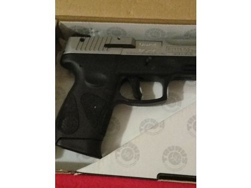 PISTOL Taurus PT111 G2 Millenium 9mm auto 12 shot 2 clips wsafety keys new in box never fire
