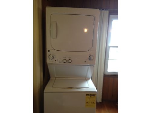 WASHER  DRYER Kenmore Stack Washer  Dryer perfect space saver Almost brand new 800 Tazewell