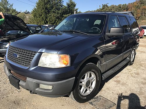2003 FORD EXPEDITION 1100 down 4500 TTL WALLACE AUTO SALES 865-992-1400