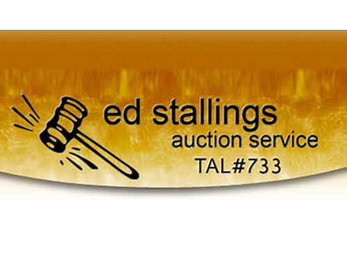 ESTATE AUCTION 10am Sat Dec 2nd 2017 Strawberry Plains At the Intersection of AJ Hwy  139 Tur