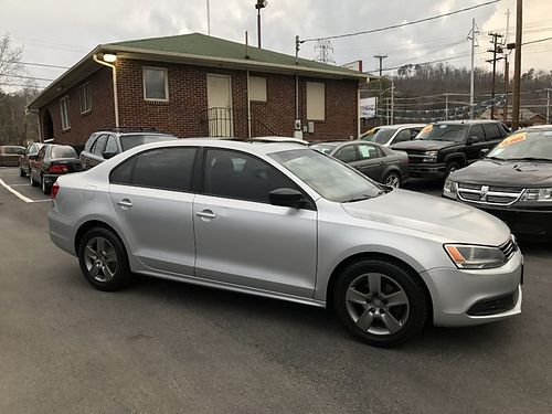 2012 VOLKSWAGEN JETTA S Reflex Silver Metallic wTitan Black Cloth air cruise all power Keyless