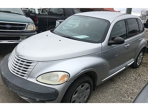 2004 CHRYSLER PT CRUISER 800 down 2900 TTL WALLACE AUTO SALES 3431 Maynardville Hwy 865-992-