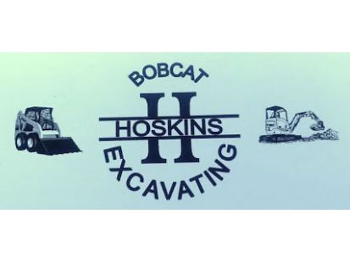 HOSKINS BOBCAT  EXCAVATING Licensed Insured Bonded CERTIFIED Septic Tank Installer Drain Fields