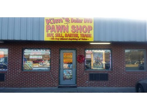 INVENTORY REDUCTION SALE YOU NEVER KNOW WHAT YOULL FIND AT DOLLAR DVD  KIMS ALMOST A PAWN SHOP