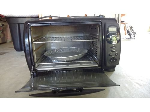 ROTISSERIE CONVECTION OVEN, BY DELONGHI SOLO, MINT ...