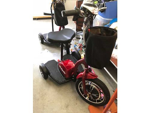 SCOOTER 2 available Adultwbrakes lights chargers goes 20mph Street Legal 800 each will m