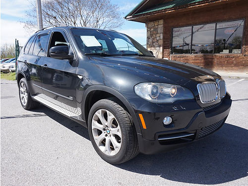 2008 BMW X5 Loaded Luxury 3rd Row Seat Ultra View Sunroof Only 87k Stk P1908 Cash Price 15