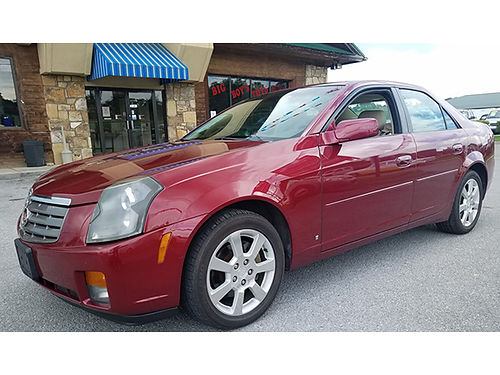 2006 CADILLAC CTS Fully Loaded only 106k Stk P1986a Cash Price 7295 EVERYBODY RIDES LLC 22
