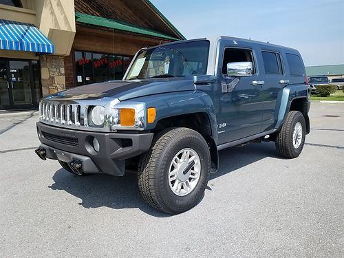 2006 HUMMER H3 wChrome Package Stk P1871a Cash Price 8995 EVERYBODY RIDES LLC 2228 Winfiel