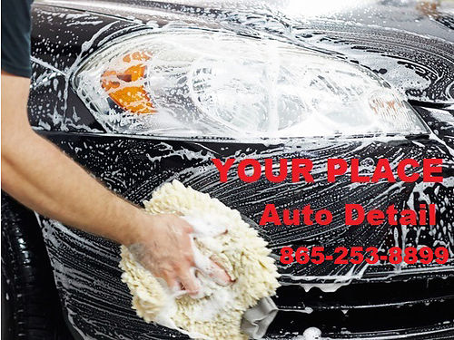 FREE CAR WASH Call For Details On How to Get a FREE Car Wash Your Place Auto Detail Mobile Detai