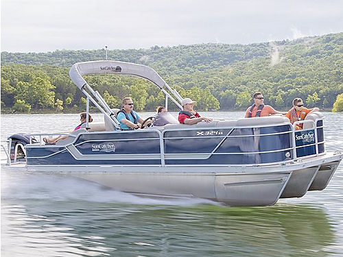 2019 G3 X324SS TRI-TOON, EQUIPPED WITH THE ...