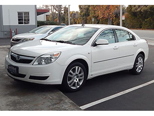 2008 SATURN AURA XE 35 - Auto CD power pkg alloy wheels xlnt MPG low miles smogged  current