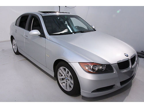 2006 BMW 325I like new loaded garaged CA car carfax certified books all factory equipment A