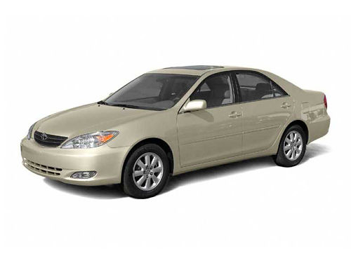 2006 TOYOTA CAMRY LE Sport Sedan 4dr 16 Valvue overdrive auto V4 ac all power tilt cruise