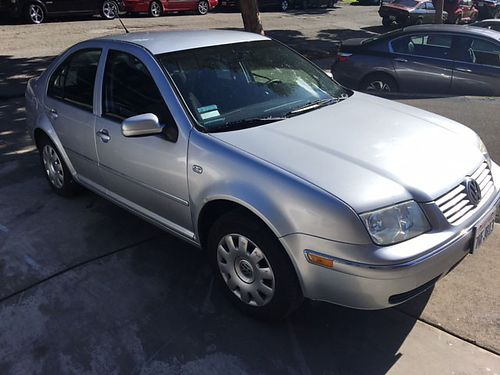 2005 VW JETTA only 40K miles auto pw pd ac heater new tires cd 2017 reg smogged Don 5