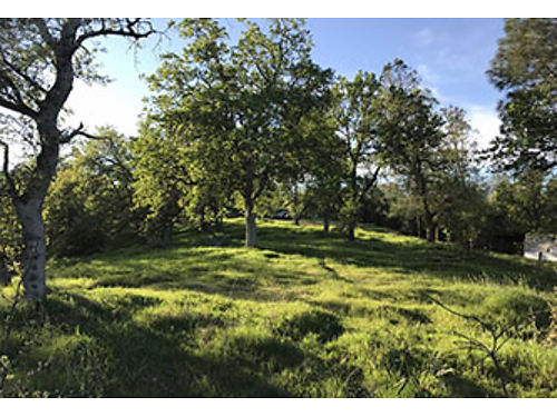 REDDING AREA 10 Acres with well trees good seasonal creek view  privacy 14000 down 700 mon