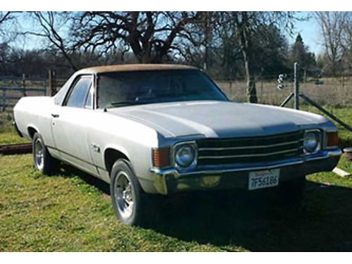 1972 GMC SPRINT Special Performance clean title runs 4000 obo Anderson 530-262-4771