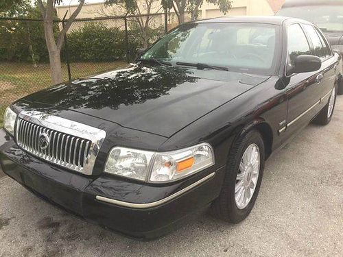 2010 MERCURY GRAND MARQUIS Loaded Leather All Pwr 100 Miles 4950 Call Sonny 954-782-9144
